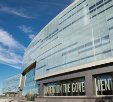 Photo: Facade of Newhouse 3